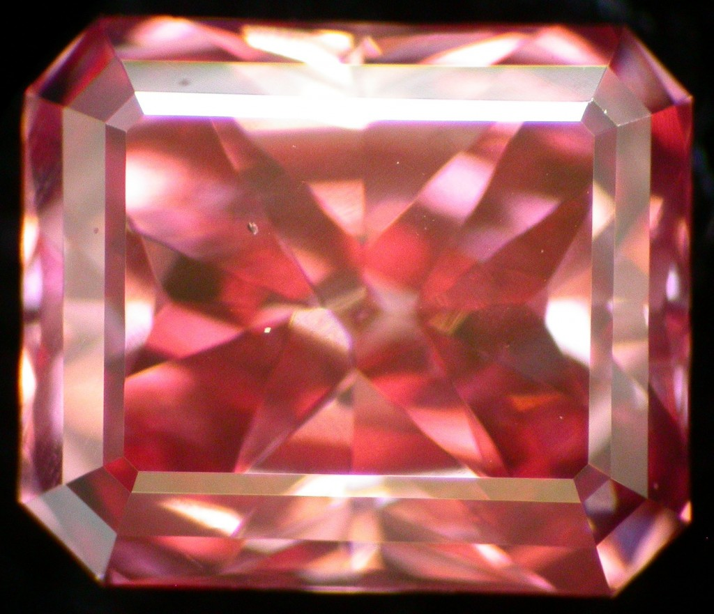 Diamond Natural fancy red Argyle 0.22ct (4)