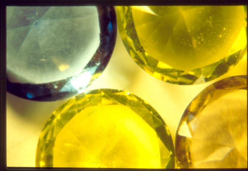 Yttrium Aluminium garnet (synthetic)