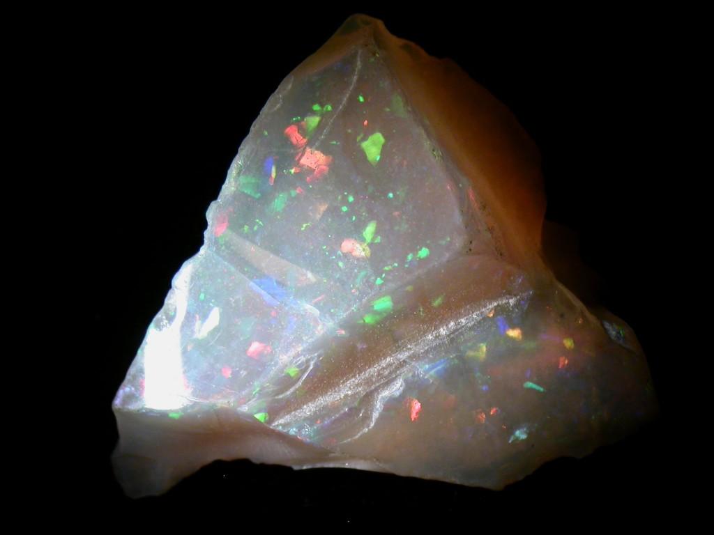 african opal rough