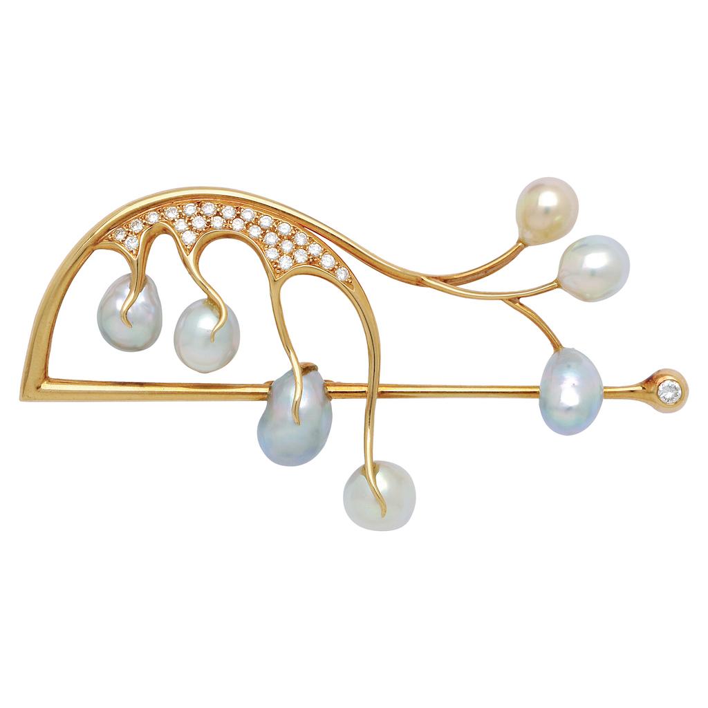 Award Winning Jewels: lot 388 Fall 2012