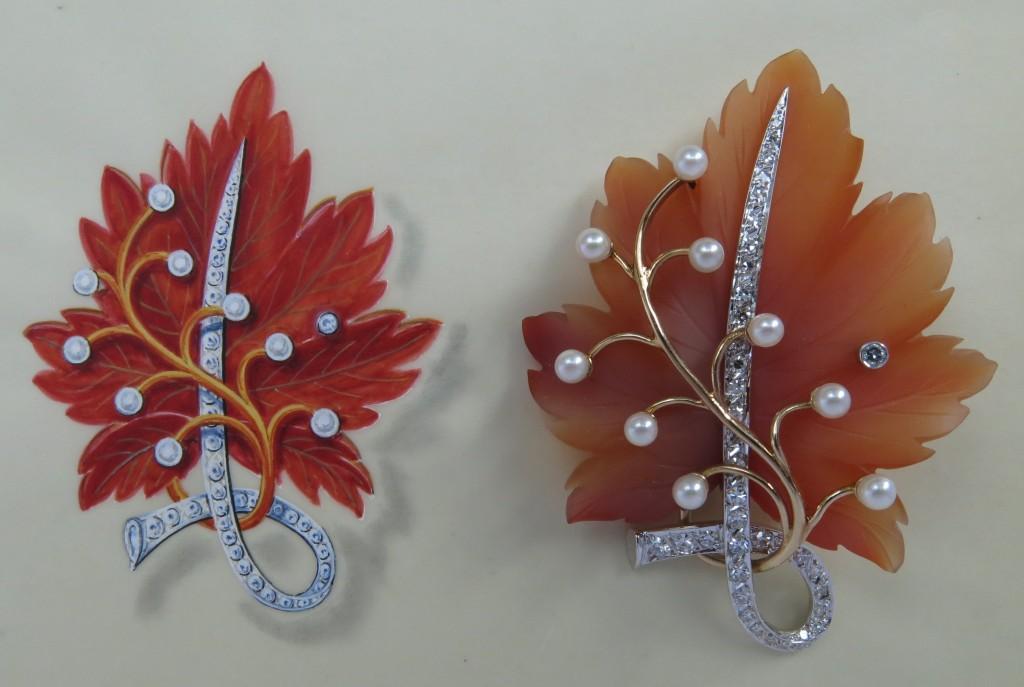 Award Winning Jewels: Lot 297 Fall 2015 Diamonds international winner 1960