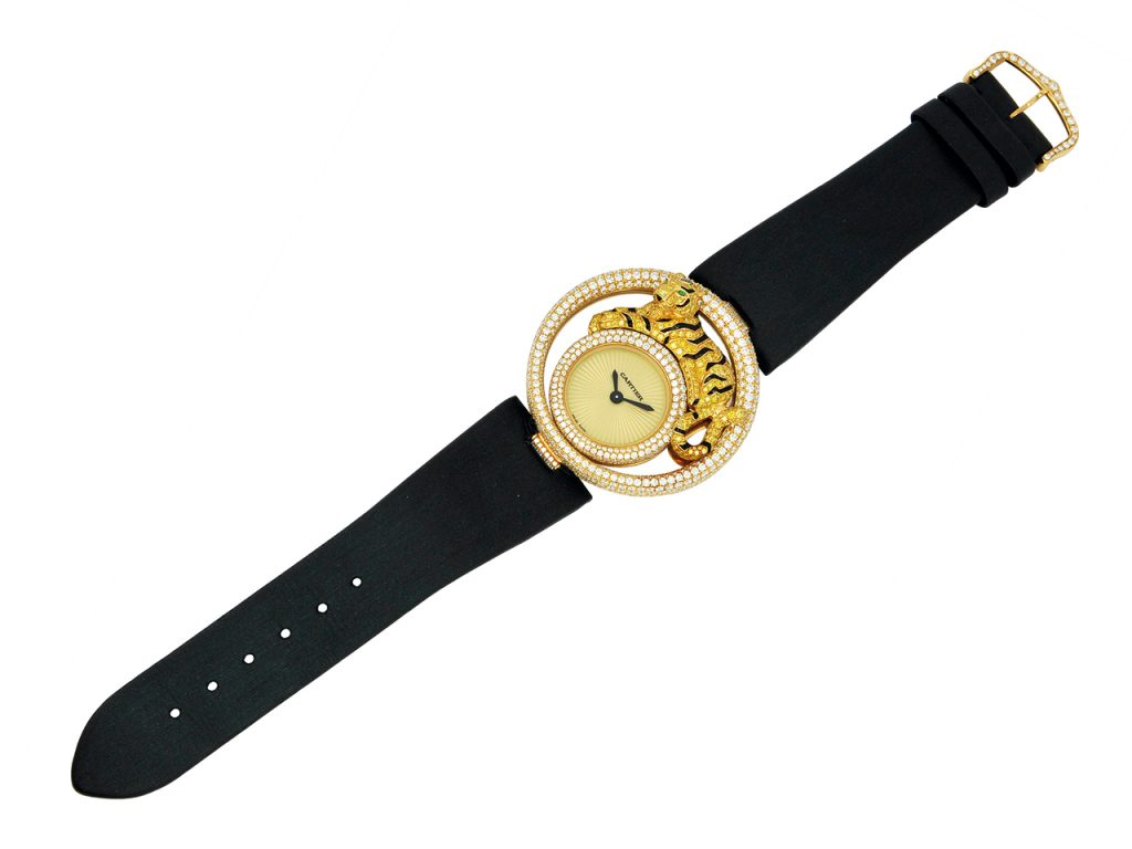 Selling for $50,000 this watch generated widespread interest